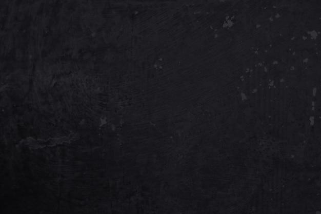 Donkere zwarte muur textuur achtergrond