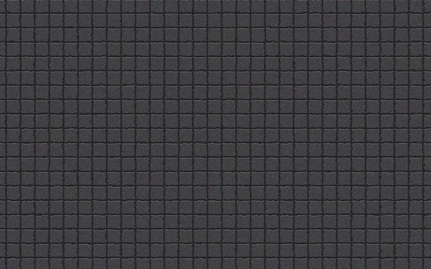 Donkergrijze geometrische patroon textuur achtergrond