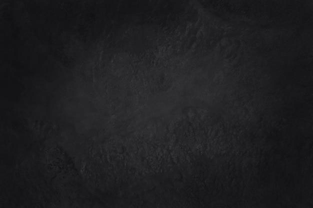 Donkergrijze zwarte leistextuur met hoge resolutie, achtergrond van natuurlijke zwarte steenmuur.