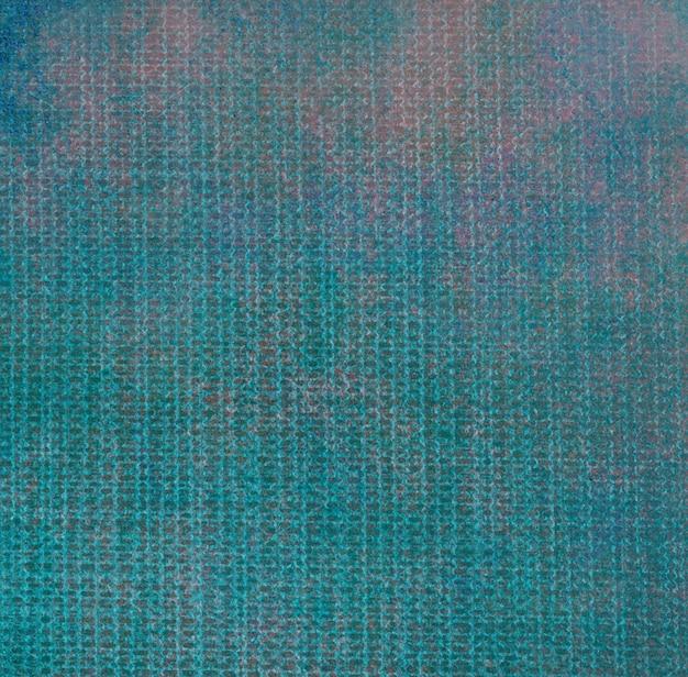 Donkergroene grunge textiel achtergrond