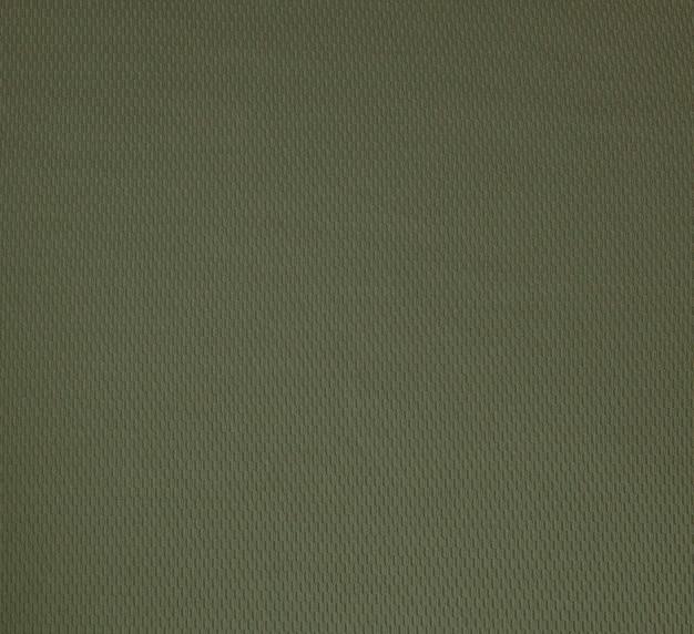 Donkergroene ruwe linnen stof