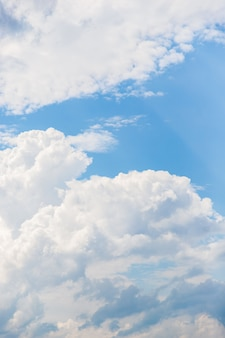 Donzige wolken