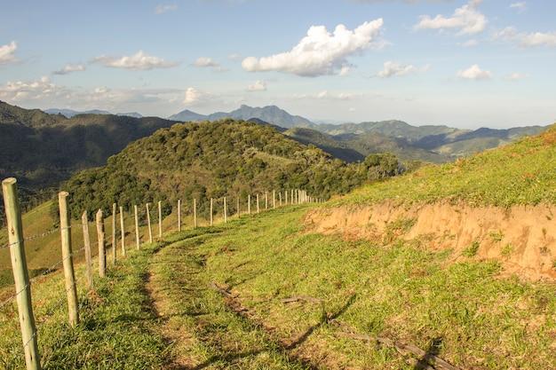 Door de paden van itatiaia