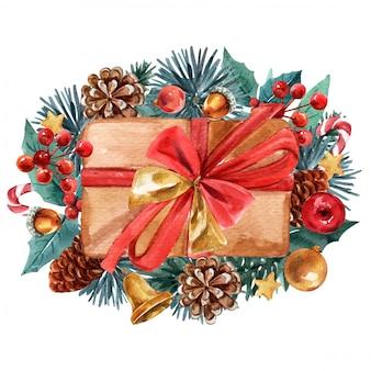 Doos kerstmis