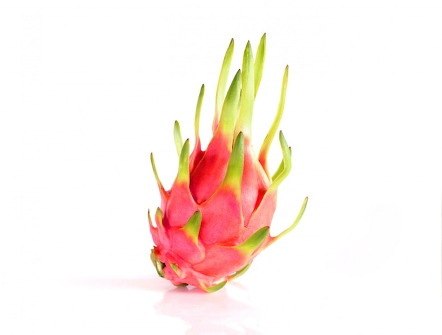 Dragon fruit of pitaya fruit