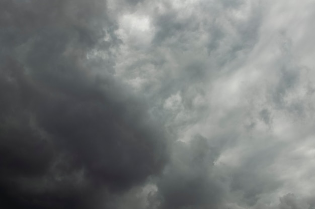 Dramatische storm, regenachtig en bewolkt weer. natuurlijke meteorologie achtergrond. dramatische storm, regenachtig en bewolkt weer. natuurlijke meteorologie achtergrond. hemel in brazilië.