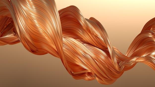 Draperie stof met strepen
