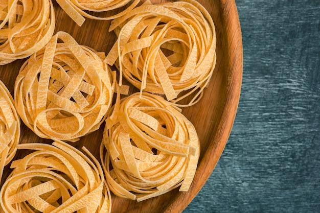 Droge italiaanse pasta