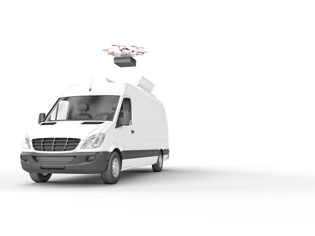 Drone bezorgsysteem