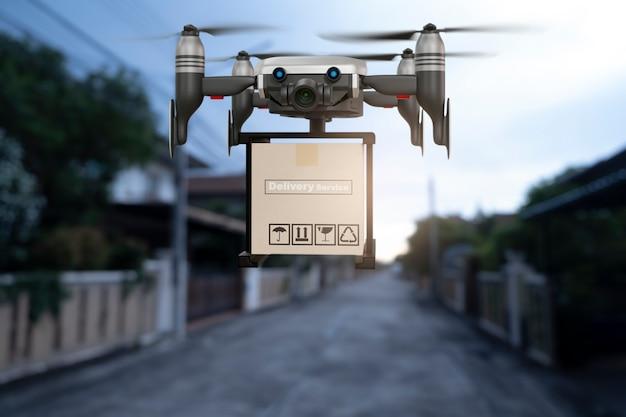 Drone technologie techniek apparaat industrie vliegen