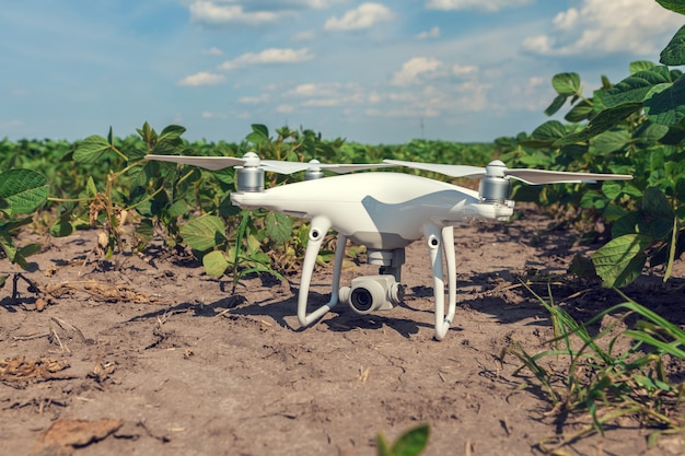 Drone van veld