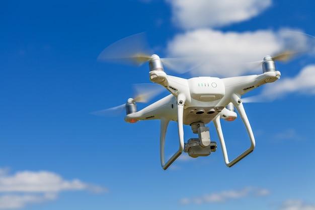 Drones in de lucht