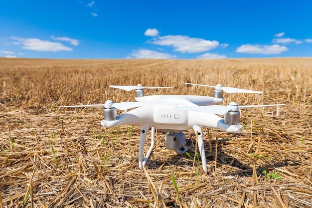 Drones in het veld