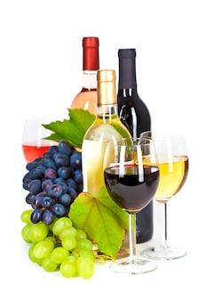 Druif en wijn