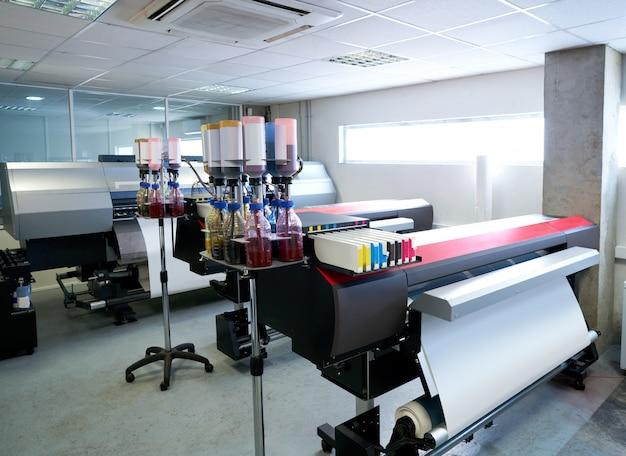 Drukkerij transferpapier printer voor textiel