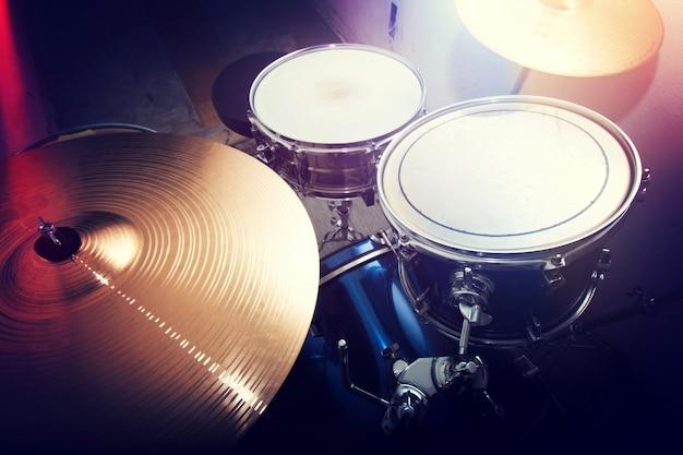 Drums conceptueel beeld.