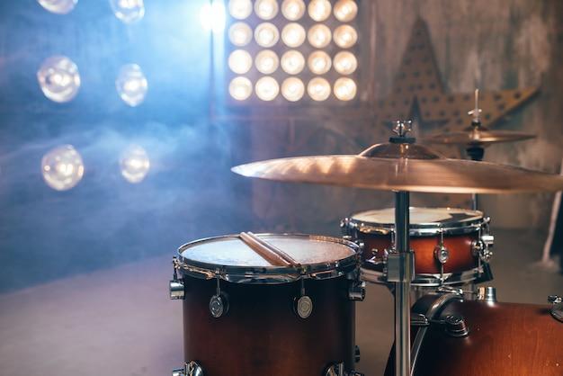 Drumstel, percussie-instrument