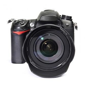 Dslr zwarte camera