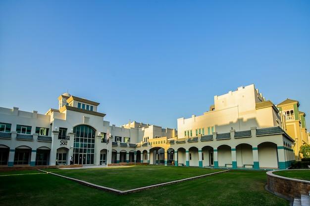 Dubai knowledge park - 's werelds enige vrije zone voor talentontwikkeling voor particuliere bedrijven - gelegen in de wijk al sufouh