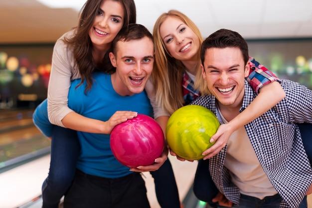 Dubbele date op de bowlingbaan