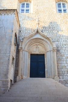 Dubrovnik, kroatië Premium Foto