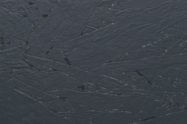 Duidelijke zwarte achtergrond gemaakt van beton
