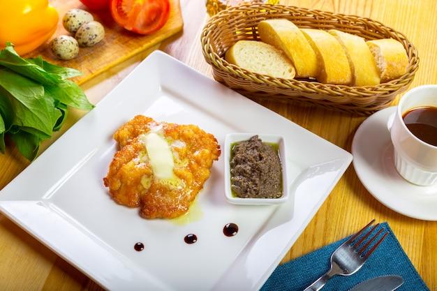 Duitse schnitzel