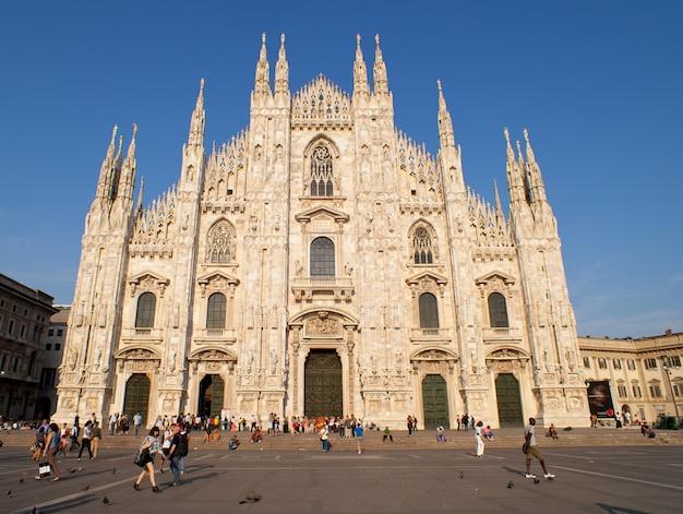 Duomo di milano - kathedraal van milaan