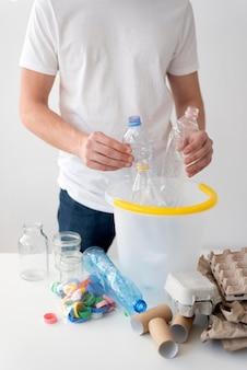 Duurzame levensstijl zonder afval