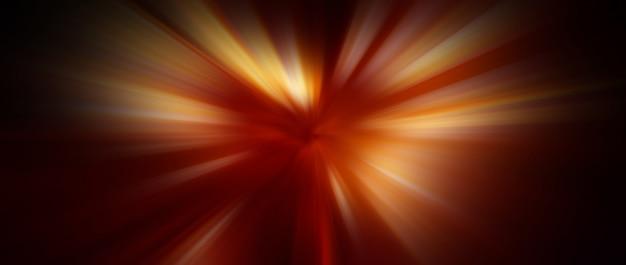 Dynamische lijnen van lichte achtergrond