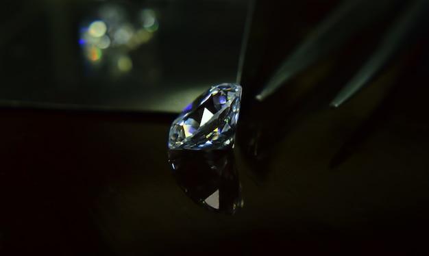 Echte diamant