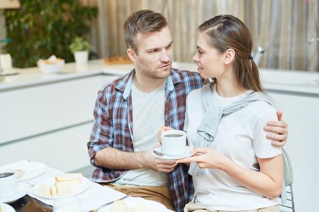 Echtgenoot en echtgenote
