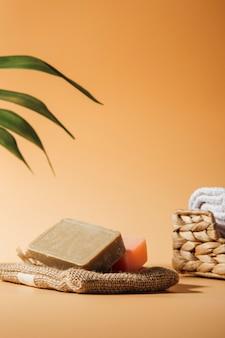 Eco handgemaakte zeep
