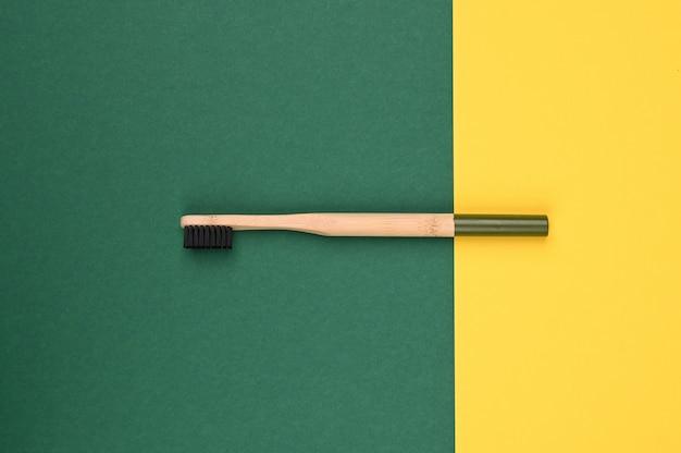 Eco tandenborstel. houten borstel. bamboe tandenborstels