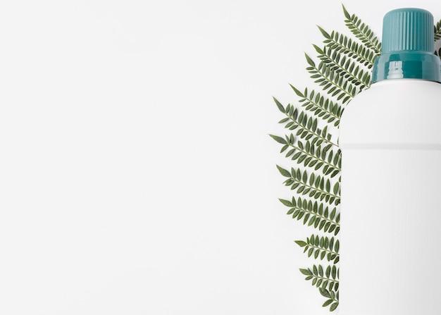 Ecologische producten concept met kopie ruimte
