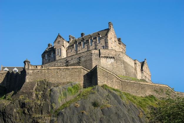 Edinburgh city, scoltland, verenigd koninkrijk