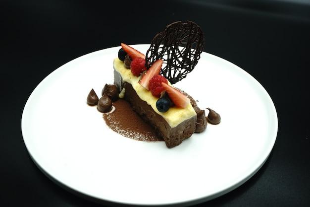 Een dubbel geluk dessert recepten