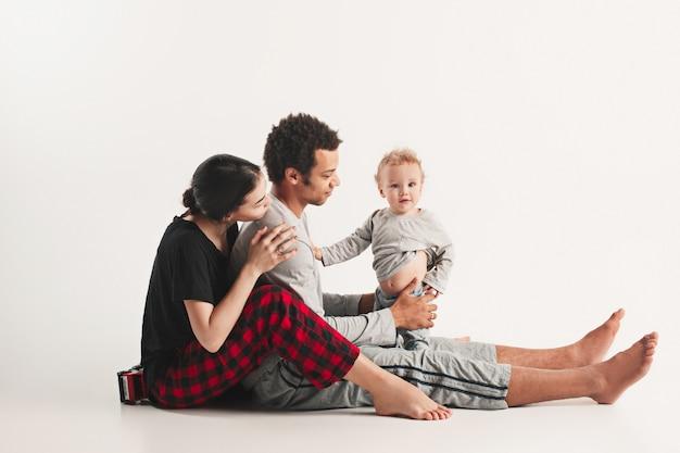 Een gelukkig gezin