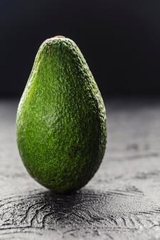 Een heel avocadoclose-up