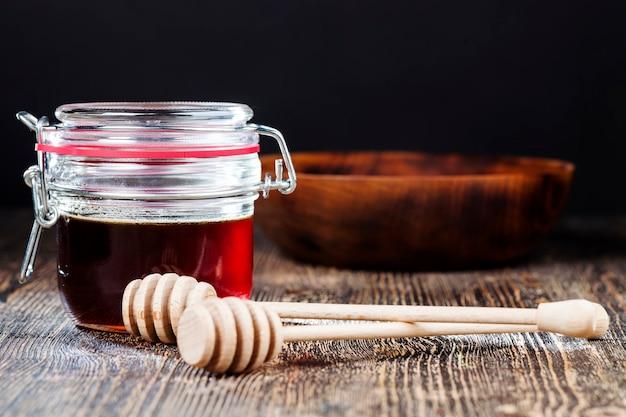 Een lepel voor honing