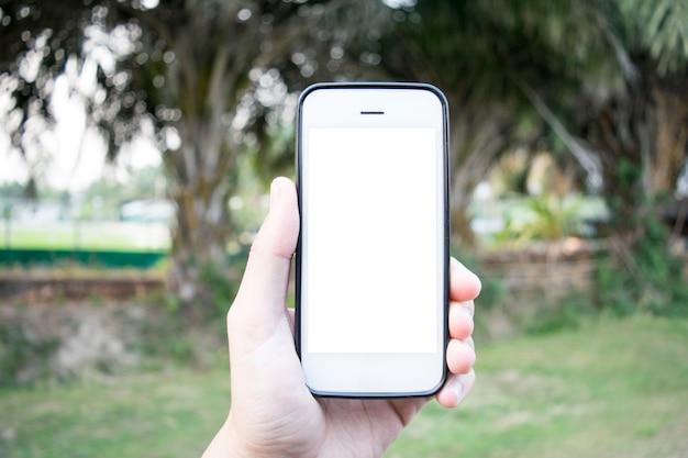 Eén smartphone maakt het net als de online wereld