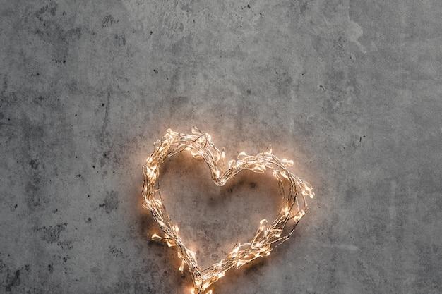Een sprankelend hart. valentijnsdag. valentijn dating