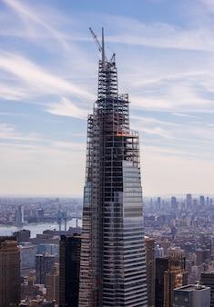 Een vanderbilt-toren in new york