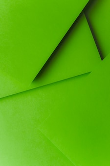 Een verhoogde weergave van abstracte papier achtergrond