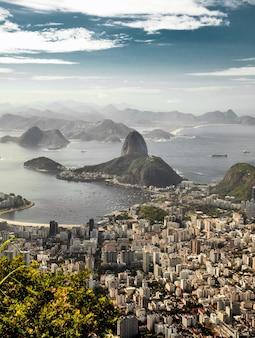 Een zicht op rio de janeiro