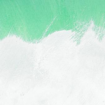 Eenvoudig monochroom geschilderd behang