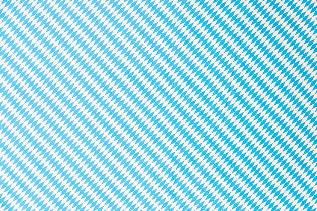 Eenvoudige blauwe en witte patroonachtergrond