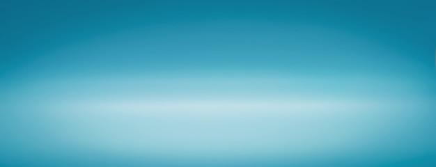 Eenvoudige blauwe kleurverloop achtergrond
