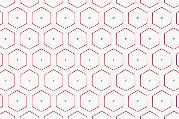 Eenvoudige lichte symmetrische geometrische achtergrond voor ontwerp en decoratie. patroon herhalende vormen voor de witte achtergrond van de site