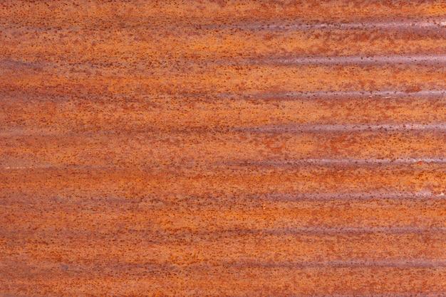 Eenvoudige oranje muurachtergrond